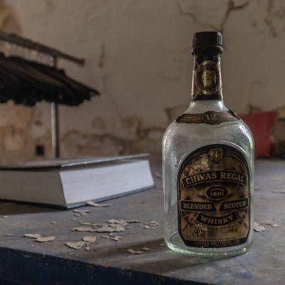 Lonely bottle