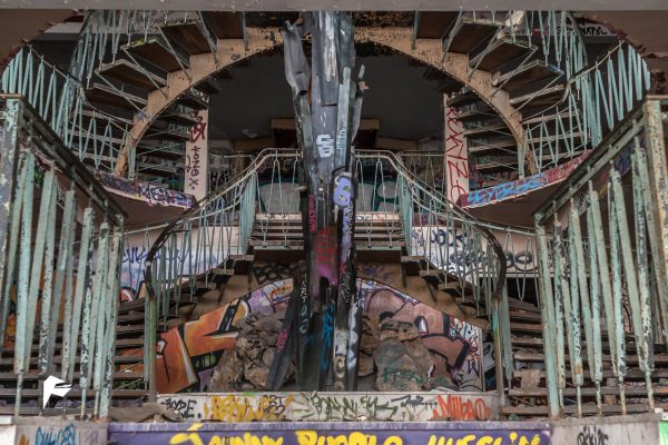 Stairway to decay