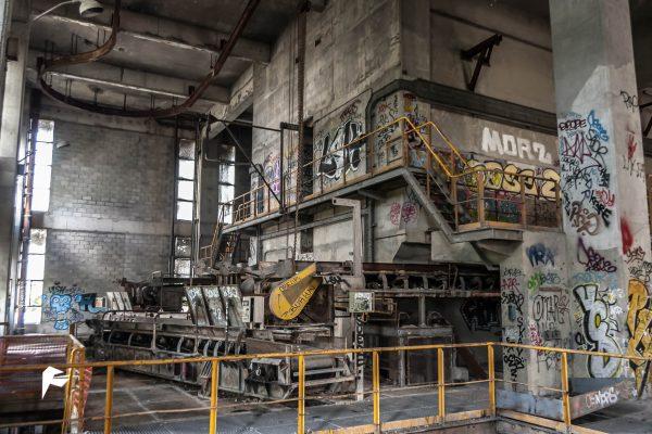 Concrete production line II