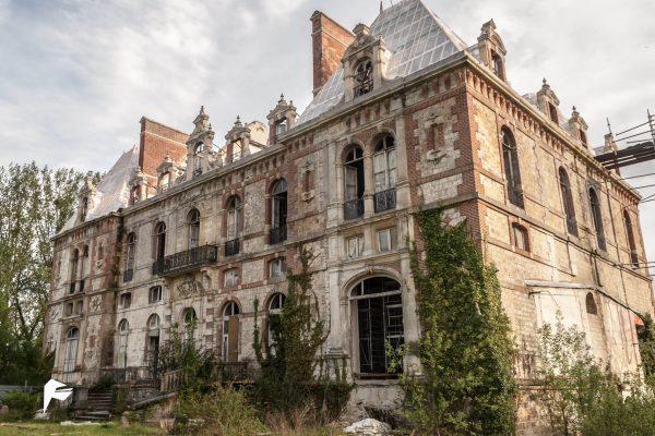 Bonnelles castle